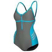 image: adidas Scuba One-Piece Swimsuit D74726