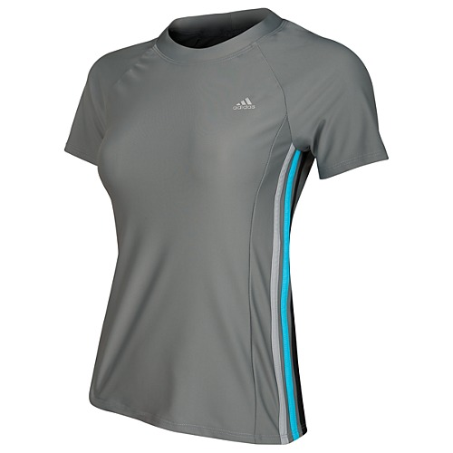 image: adidas Side Splice Swim Tee D74727