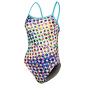 image: adidas Optic Dot C-back Swimsuit D74742
