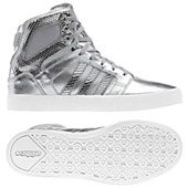 image: adidas BBNEO Hi Top Shoes F38017