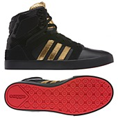 image: adidas BBNEO Hi Top Shoes F38018