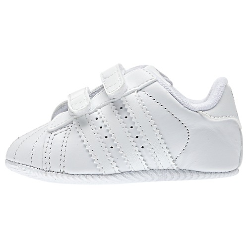 image: adidas Superstar 2 Easy-Closure Crib Shoes G12024