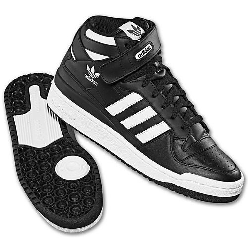 image: adidas Forum Mid Shoes G19483