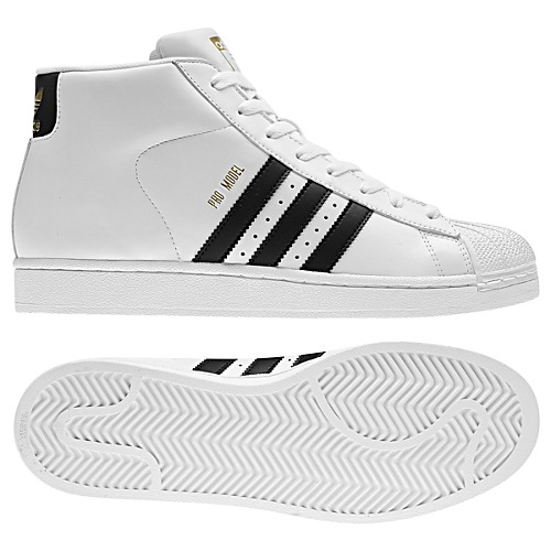 image: adidas Pro Model Shoes G49852