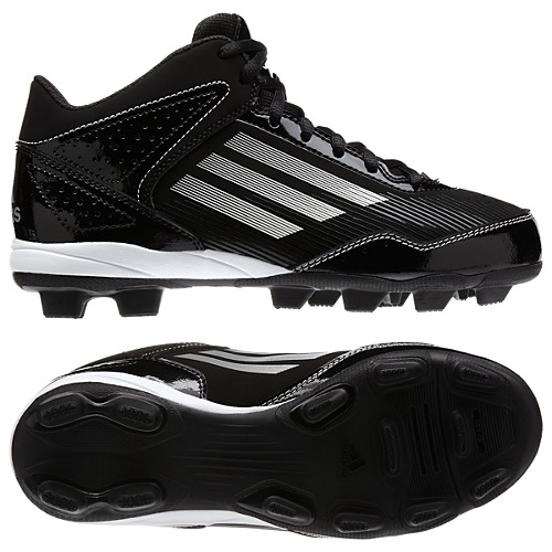 image: adidas Hotstreak TPU 2.0 Mid Cleats G59238