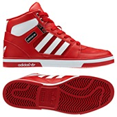 image: adidas Hard Court Hi Shoes G59666