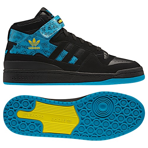 image: adidas Forum Mid Shoes G59861