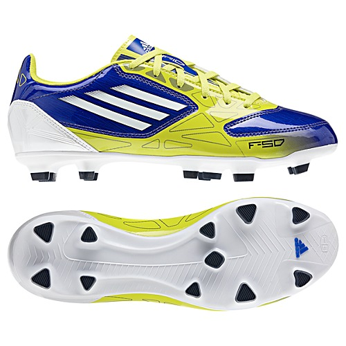 image: adidas F10 TRX Synthetic FG Cleats G60182