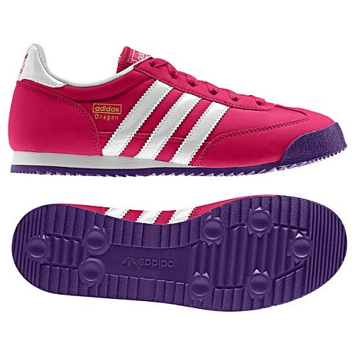 image: adidas Dragon Easy-Closure Shoes G60916
