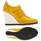 image: adidas Jeremy Scott Arrow Wedge Shoes G61075