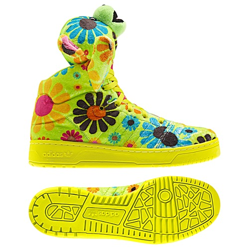 image: adidas Jeremy Scott Bear Shoes G61076