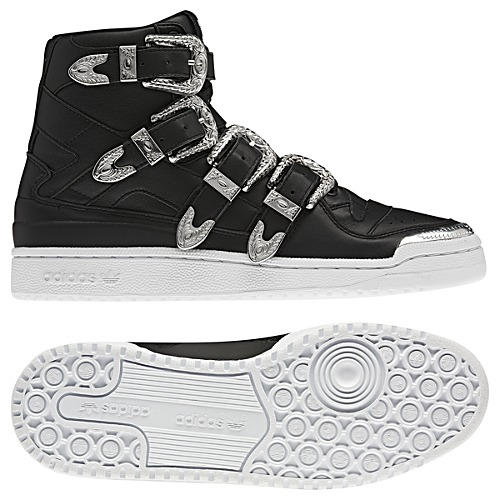 image: adidas Jeremy Scott Forum Hi Shoes G61079