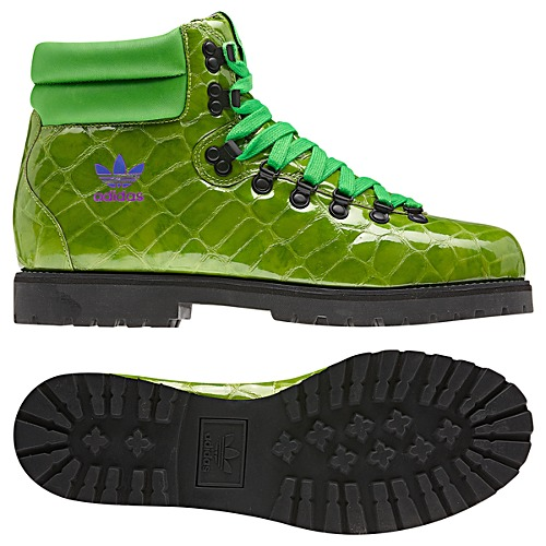 image: adidas Jeremy Scott Hiking Boots G61083