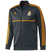 image: adidas Real Madrid Anthem Jacket G83290