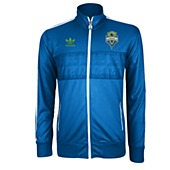 image: adidas Seattle Sounders Track Jacket L72144