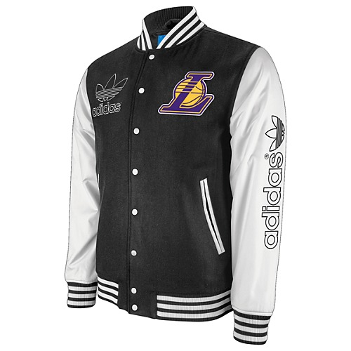 image: adidas Lakers Wool Varsity Jacket L72374