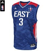 image: adidas NBA All-Star 2013 East Replica Jersey L79531