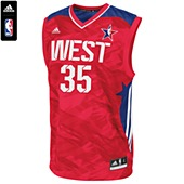 image: adidas NBA All-Star 2013 West Replica Jersey L79535