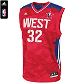 image: adidas NBA All-Star 2013 West Replica Jersey L79536