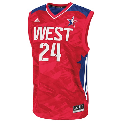 image: adidas NBA All-Star 2013 West Replica Jersey L79546
