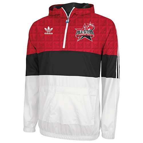 image: adidas NBA All-Star 2013 A-Court Woven Jacket L81699