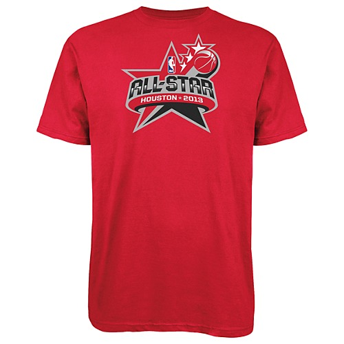 image: adidas NBA All-Star 2013 Primary Logo Tee L88582