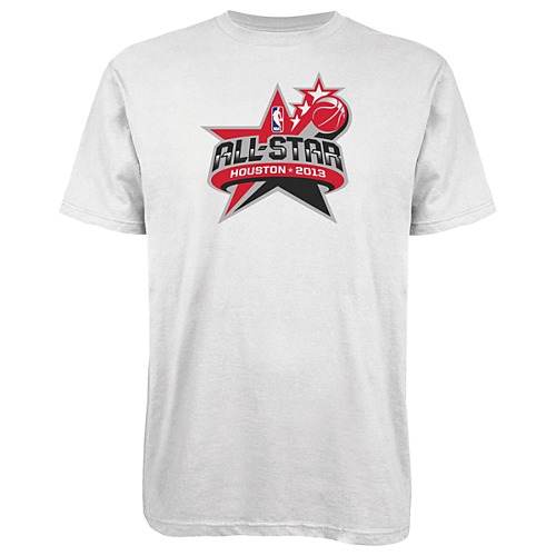 image: adidas NBA All-Star 2013 Primary Logo Tee L88583