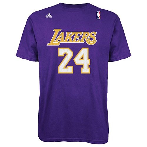 image: adidas Lakers Game Time Tee L88711