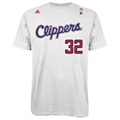 image: adidas Clippers Game Time Tee L88714