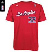 image: adidas Clippers Blake Griffin Game Time Tee L88716