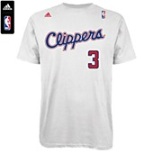 image: adidas Clippers Chris Paul Game Time Tee L88717