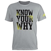 image: adidas Know Your Why Tee L89429