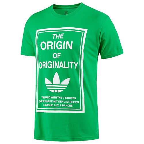 image: adidas Origin of Originality Tee L92350