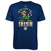 image: adidas Notre Dame Here Come the Irish Tee M23511
