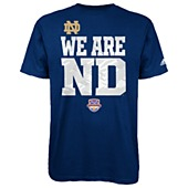 image: adidas Notre Dame We Are ND Tee M23514