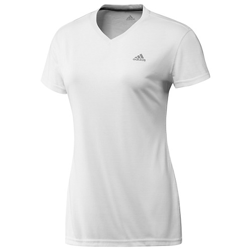 image: adidas Ultimate Short Sleeve V-Neck Tee O20694