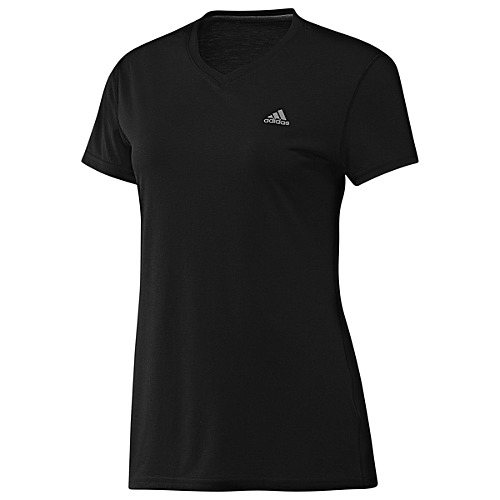 image: adidas Ultimate Short Sleeve V-Neck Tee O20695