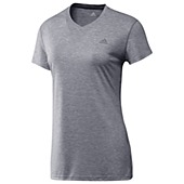image: adidas Ultimate Short Sleeve V-Neck Tee O20696