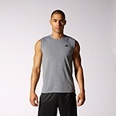 image: adidas Clima Ultimate Sleeveless Tee O21485