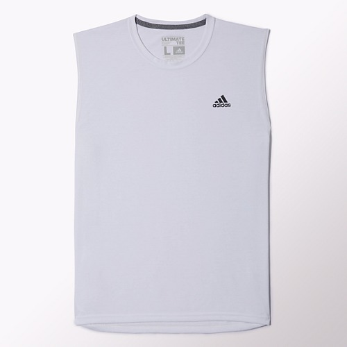 image: adidas Clima Ultimate Sleeveless Tee O21492