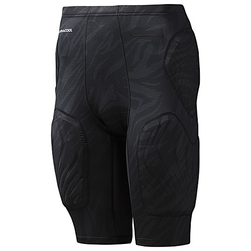 image: adidas Padded Graphic Short Tights O25491