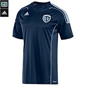 image: adidas Sporting Kansas City Replica Away Jersey O28192