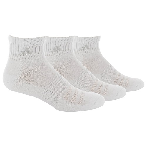 image: adidas Cushioned Variegated Quarter Socks 3 PR Q02289