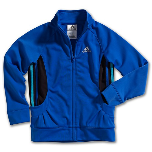 image: adidas Kids 4-7x Fashion Tricot Jacket Q07428