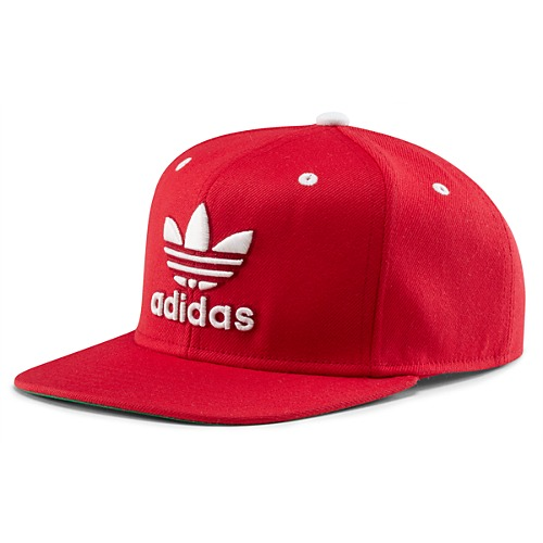 image: adidas Thrasher Snap-Back Hat Q10803