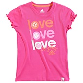 image: adidas Play Your Heart Out Tee Q11000
