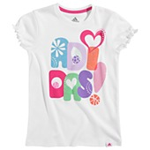 image: adidas Play Your Heart Out Tee Q11003