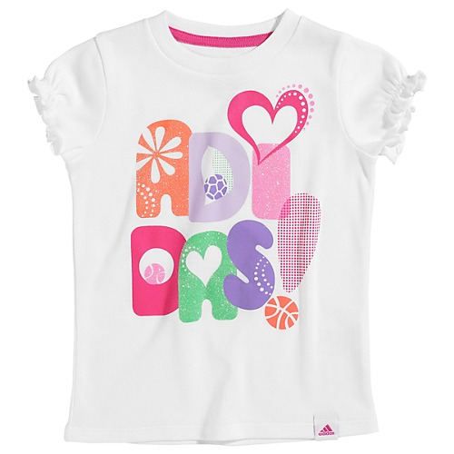 image: adidas Play Your Heart Out Tee Q11024