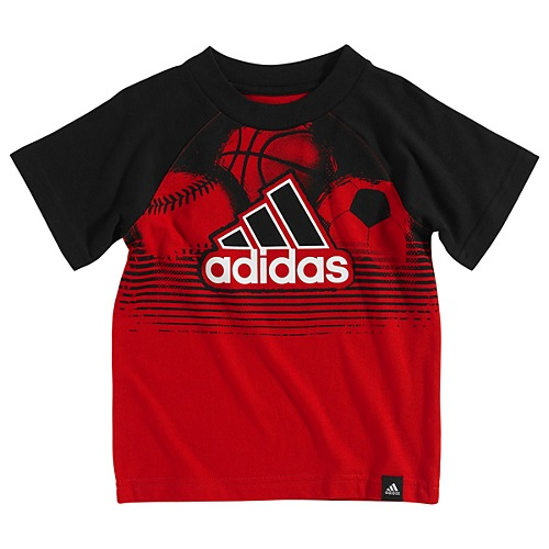 image: adidas Triple Performance Tee Q11048
