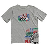 image: adidas Crossword Wrap Tee Q11076